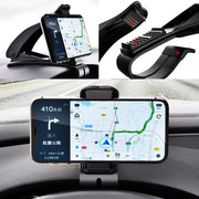 Buckle Style 360 Degree Car Phone Clip