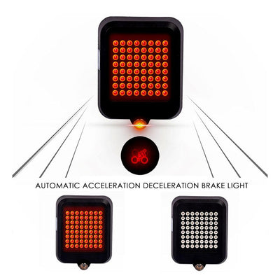 LED Bike Rear Signal Tail Light