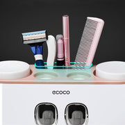 Family Toothbrush and Essentials Holder