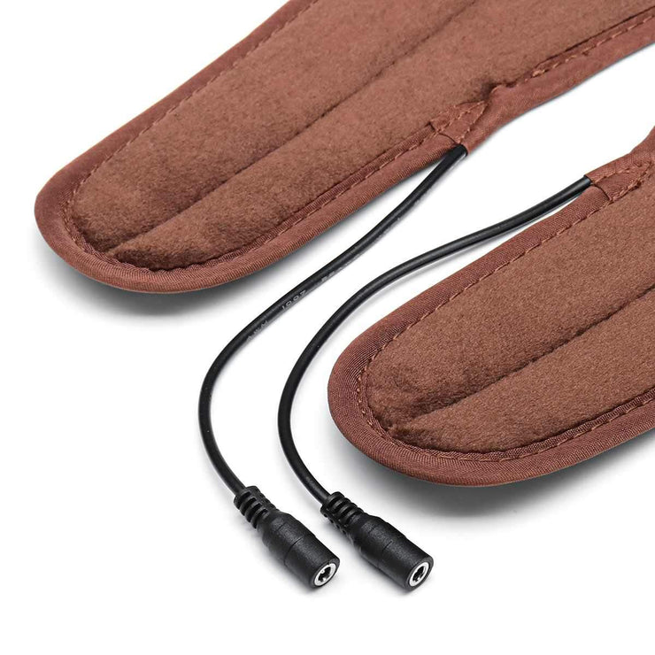 Heated Insoles Thermacell USB Electric Powered Insole