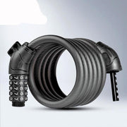 Bike Lock 5 Digit Combination Security Cable Lock