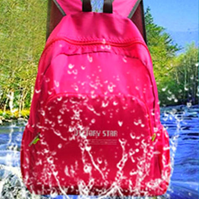 Small Camping Waterproof Backpack