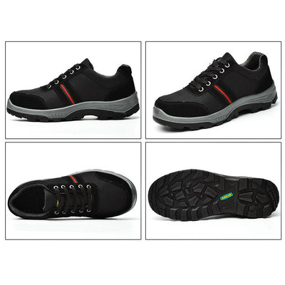 Premium Style Protection Work Shoes