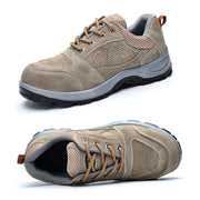 Non Breathable Anti-Collision Safety Work Shoes
