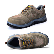 Anti-Collision Breathable Safety Work Shoes