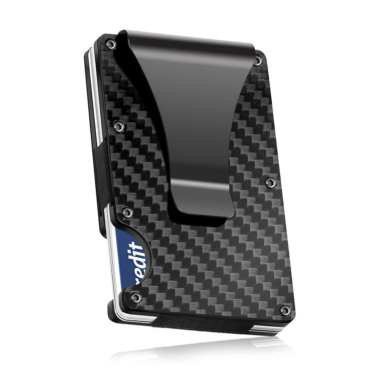 RFID Protected Carbon Fiber Wallet