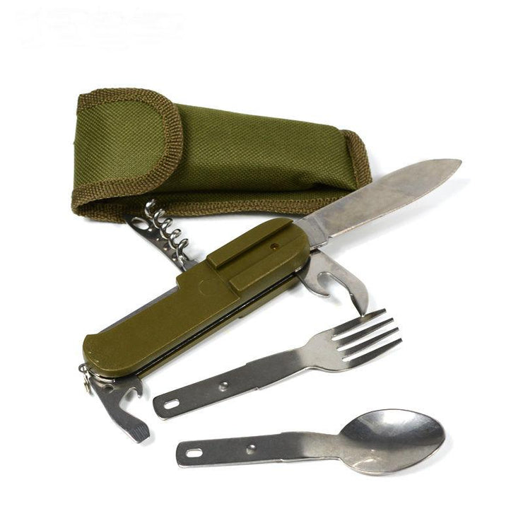 Multipurpose Stainless Steel Outdoor Kit