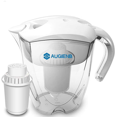 Water Filter Pitcher with FREE 4 Filters