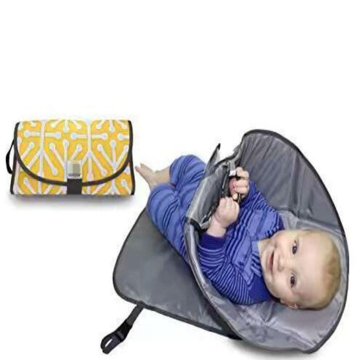 TLK 3 in 1 DIAPER CLUTCH BAG