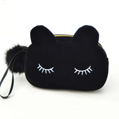 TLK CARTOON CAT POUCH