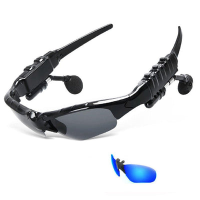 TLK Wireless Bluetooth Headset - Sunglasses Headphone