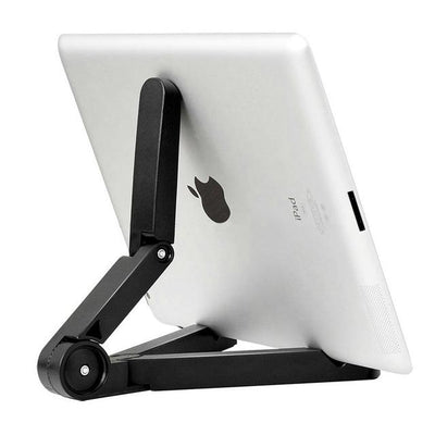 Zimoon Folding Universal Tablet Bracket Stand Holder