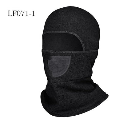 Winter Windproof Bike Balaclava Scarf, Super-warm!