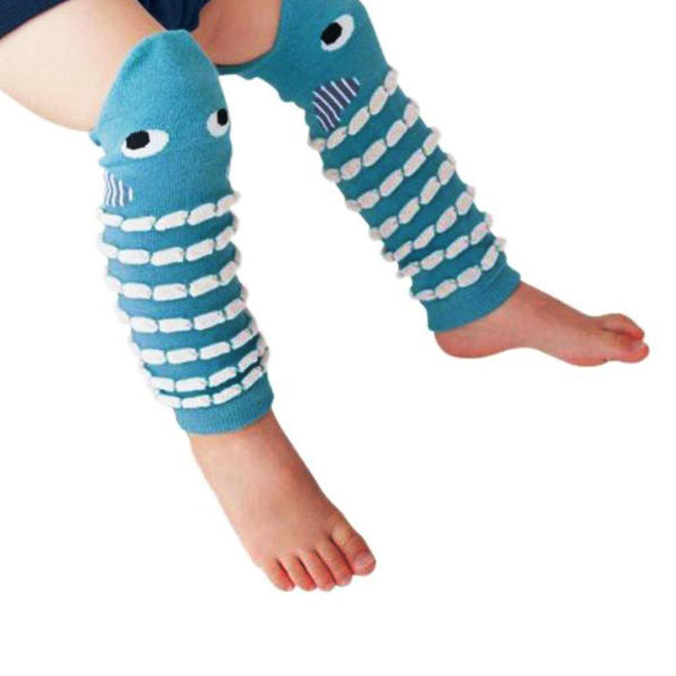 Lovely Cotton Baby Leg Warmers (Pair)