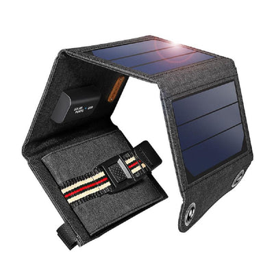 TLK Portable Power Bank Solar Charger