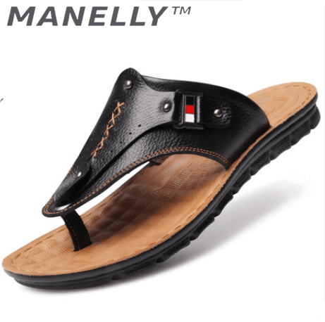 Manelly™ Real Leather Sandals