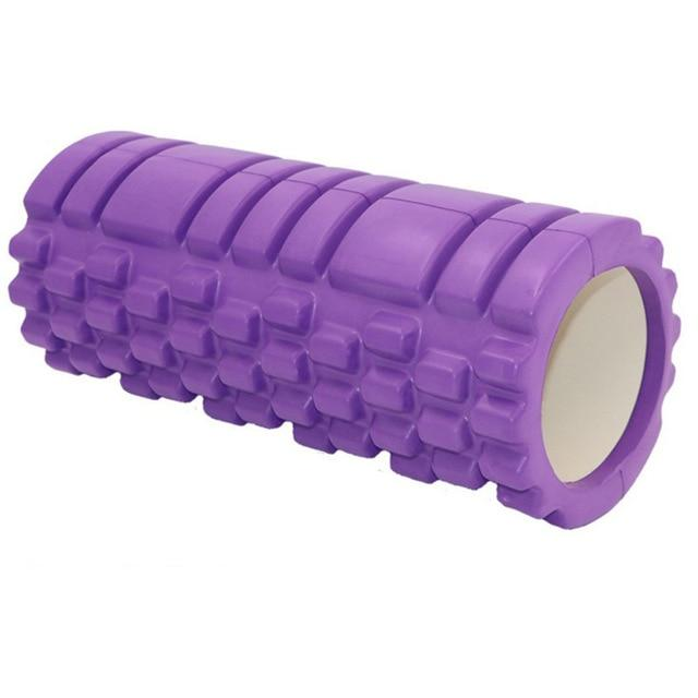 Foam Roller For Back Trigger Point Massage And Therapy (33cmX14cm)