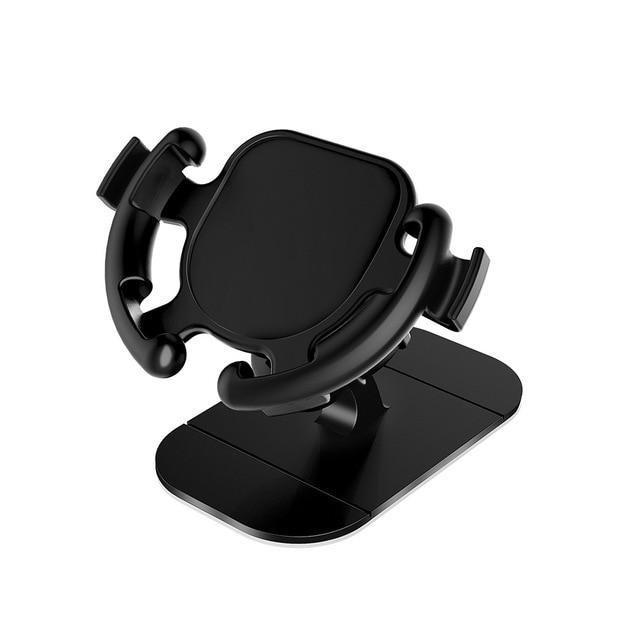 Universal Phone Pop Up Grip Stand and Clip Socket