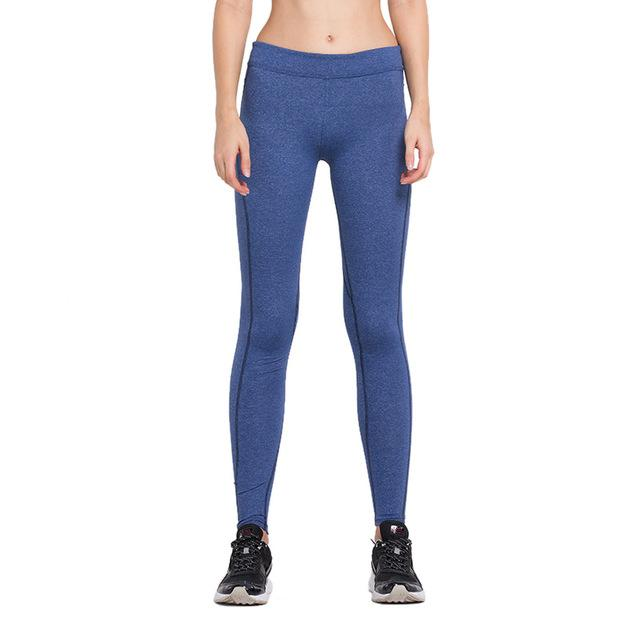 Slim Fit Compression Yoga Pants