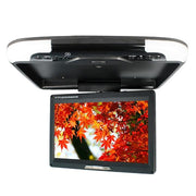 "Overhead DVD Player 13"" Flip down Monitor For Cars"