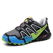 Men's Sports Hiking Sneaker Anti Slip Breathable Outdoor Shoes