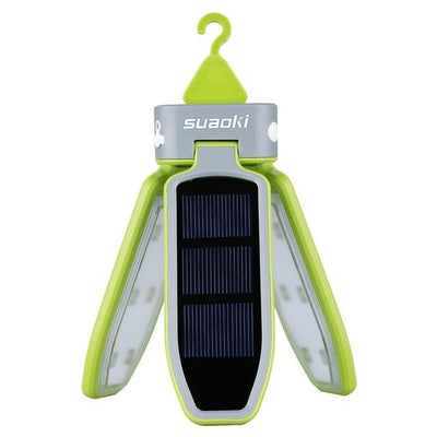 Clover Style Collapsible Solar Camping Lantern
