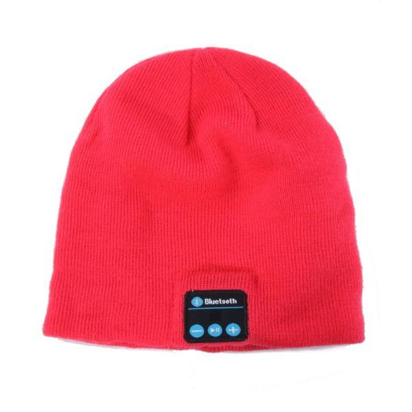 Bluetooth Beanie with Headphones