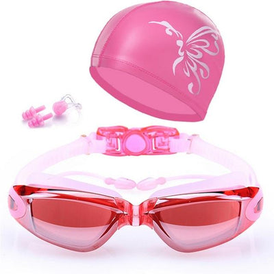 Swimmer Set Swimming Goggles