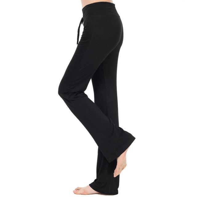 Women High Waisted Wide Leg Yoga Pants