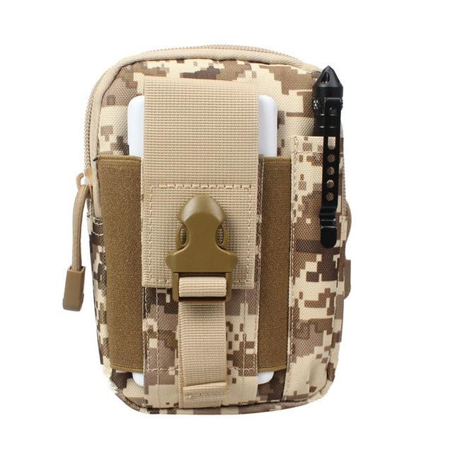 Molle Pouche Military Tactical Bag
