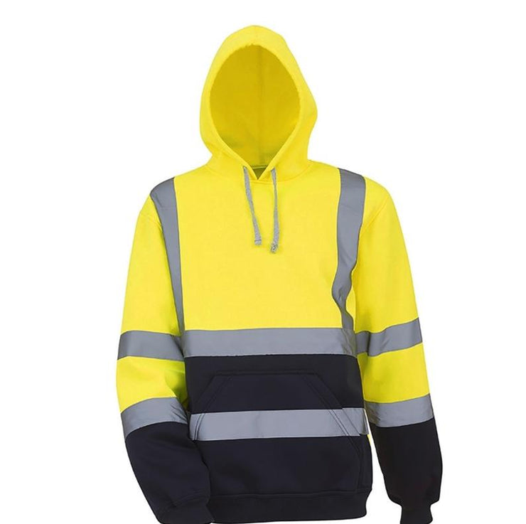 Road Work High Visibility Hoodie