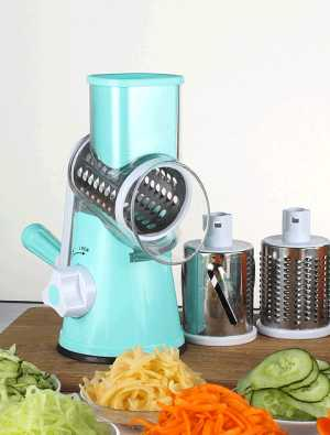 Love Eating Fruits and Vegetables?  Cut and Eat them in a quarter amount of time or less with these Amazing Fruits and Vegetable Slicers!