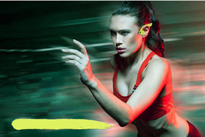 Experience The Difference of BONE CONDUCTION Technology - Wireless and Handsfree