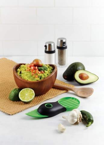 Three-in-one avocado tool that means you'll get every morsel out of that expensive avocado.