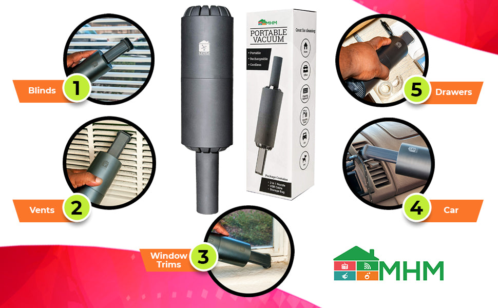 Mini Vacuum Cleaner, Handheld Vacuum, Car Vacuum, micro vacuum, computer cleaner, electronic vacuum for car