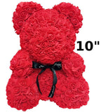 Rose Bear Great Anniversary / Valentines Day / Special Occasion Gift - ModernKitchenMaker.com