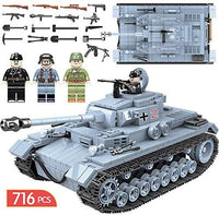 Army Men Action Bricks Panzer IV Army Tank - ModernKitchenMaker.com