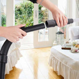 The Magic Duster Tiny Suction Tubes with a Universal Vacuum Attachment - ModernKitchenMaker.com