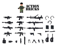 Compatible Lego Army Men Military sets mini figures of army men, SWAT, Army, Special Teams and More - ModernKitchenMaker.com