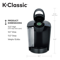 Keurig Classic K50 Keurig K-Classic Coffee Maker K-Cup Pod, Single Serve - ModernKitchenMaker.com