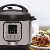 Instant Pot DUO80 7-in-1 Multi- Use Programmable Pressure Cooker, Slow Cooker, Rice Cooker, Steamer, Sauté, Yogurt Maker and Warmer - ModernKitchenMaker.com