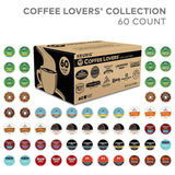 Keurig Coffee Lovers' Collection Sampler Pack, Single Serve K-Cup Pods, Variety Pack, 40 Count - ModernKitchenMaker.com