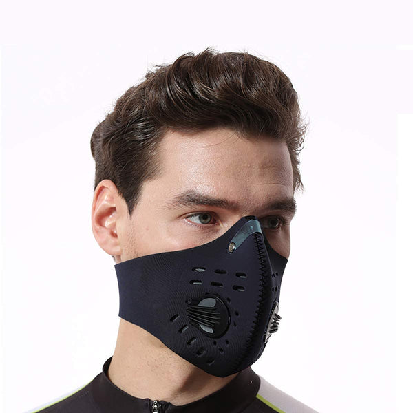 Bike Mask Cycling Mask Breathable Cloth Mask Sports Training Mask