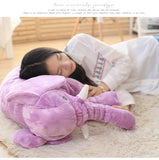 Elephant Baby Stuff, a Large Elephant Plush Toy Pillow - ModernKitchenMaker.com