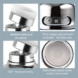 Faucet Sprayer Attachment Head for Splashless Water Faucet Sprayer Aerator