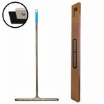 Floor Squeegee Commercial Rubber squeegee Heavy Duty Long Handle Squeegee squeege water broom