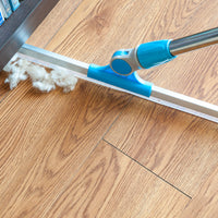 Floor Squeegee extendable window squeegee Long Handle Squeegee with 180 rotation squeege water broom - ModernKitchenMaker.com