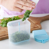 Onion and Garlic Seasoning Container - ModernKitchenMaker.com