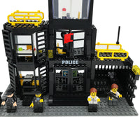 Action Bricks Police Set and Special Enforcement Vehicles Cops Set Lego Compatible