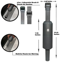 Mini Vacuum Cleaner Handheld Vacuum Car Vacuum Vacuum Cleaner for Car Keyboard Vacuum
